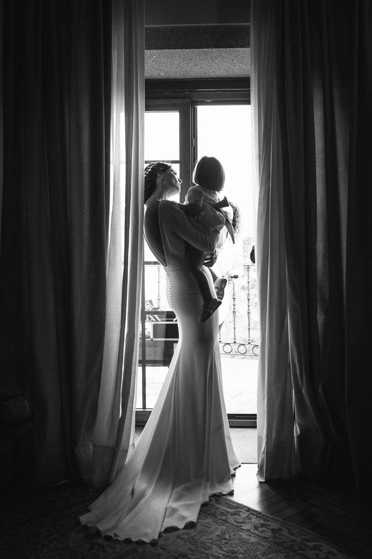 Fluxus fotografía de bodas emotiva Galicia