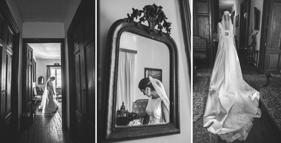 Fluxus fotografía de bodas elegante Galicia