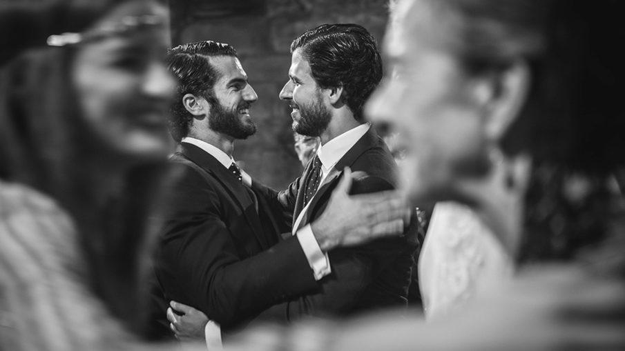 Fluxus fotografía de bodas naturales Galicia