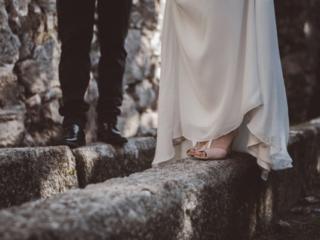 Fluxus fotografía de bodas elegantes Galicia