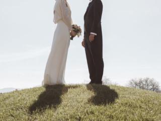 Fluxus fotografía de bodas creativa Galicia