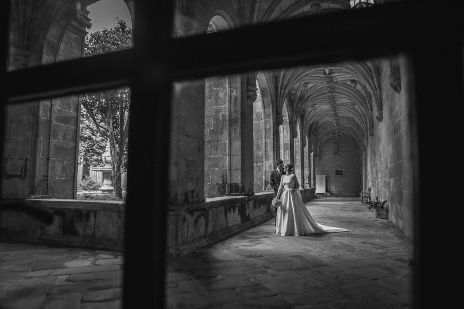 Fotografía de bodas naturales Galicia