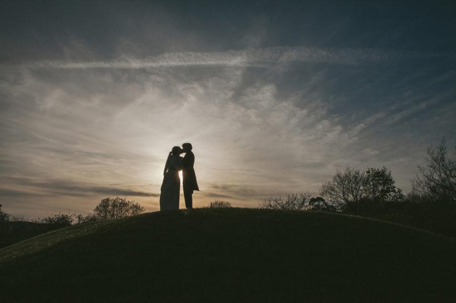 Fotografía de bodas emotivas Galicia
